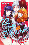 Frontcover Yamada-kun and the seven Witches 22