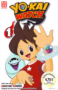Frontcover Yo-kai Watch 1