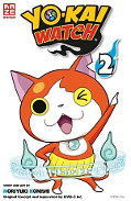 Frontcover Yo-kai Watch 2