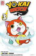 Frontcover Yo-kai Watch 3