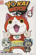 Frontcover Yo-kai Watch 4