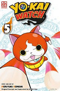 Frontcover Yo-kai Watch 5