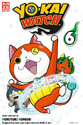 Frontcover Yo-kai Watch 6