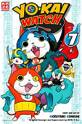 Frontcover Yo-kai Watch 7