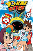 Frontcover Yo-kai Watch 9