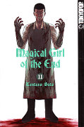 Frontcover Magical Girl of the End 11
