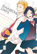Frontcover Rainbow Days 7