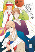 Frontcover Rainbow Days 8
