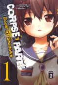 Frontcover Corpse Party - Book of Shadows 1