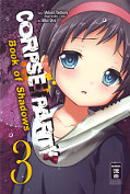 Frontcover Corpse Party - Book of Shadows 3