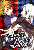 Frontcover Snow White & Alice 10