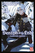 Frontcover Seraph of the End 11