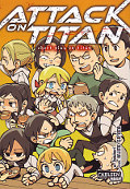 Frontcover Attack on Titan - Short Play on Titan 1