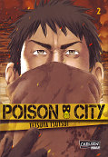 Frontcover Poison City 2