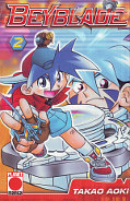 Frontcover Beyblade 2