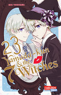 Frontcover Yamada-kun and the seven Witches 23