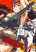 Frontcover Triage X 13