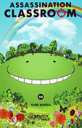 Frontcover Assassination Classroom 20