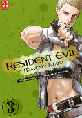 Frontcover Resident Evil – Heavenly Island 3