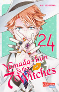 Frontcover Yamada-kun and the seven Witches 24