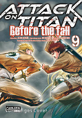 Frontcover Attack on Titan - Before the fall 9
