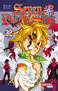 Frontcover Seven Deadly Sins 22