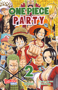 Frontcover One Piece Party 2