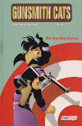 Frontcover Gunsmith Cats 17