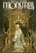 Frontcover Monstress 1