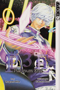 Frontcover Platinum End 3