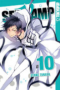 Frontcover Servamp 10