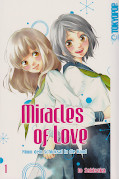 Frontcover Miracles of Love 1