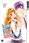 Frontcover Last Exit Love 2