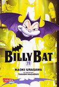 Frontcover Billy Bat 20