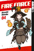 Frontcover Fire Force 4