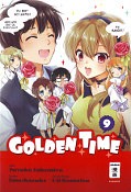 Frontcover Golden Time 9