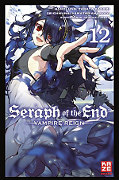 Frontcover Seraph of the End 12