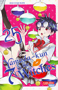 Frontcover Yamada-kun and the seven Witches 25
