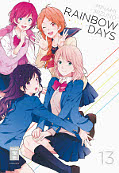 Frontcover Rainbow Days 13