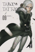 Frontcover Taboo Tattoo 9