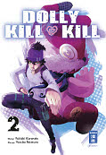 Frontcover Dolly Kill Kill 2