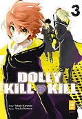 Frontcover Dolly Kill Kill 3