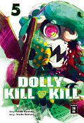 Frontcover Dolly Kill Kill 5