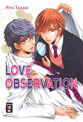Frontcover Love Observation 1