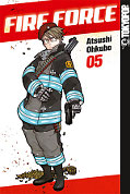 Frontcover Fire Force 5