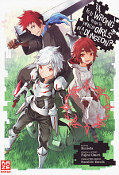 Frontcover Is it Wrong to Try to Pick Up Girls in a Dungeon? 7