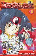 Frontcover Beyblade 3