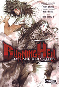 Frontcover Burning Hell 1