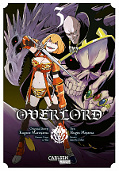 Frontcover Overlord 3
