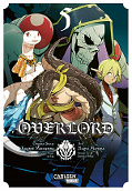 Frontcover Overlord 5
